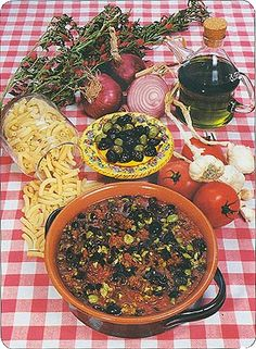 Ricette Toscane: Le ricette tradizionali della cucina toscana