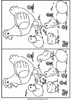 Coloring For Kids, Coloring Books, Coloring Pages, Infant Activities, Activities For Kids, Plant And Animal Cells, Kindergarten, Activity Sheets For Kids, Hidden Pictures