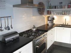Afbeeldingsresultaat voor tegelen keukenwand