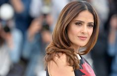 Salma Hayek is going all out for her latest gig, starting with a new look. MORE: Salma Hayek Posts Curve-Loving Bikini Photo That Will Make Anyone Jealous!
