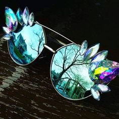 Check out this item in my Etsy shop https://www.etsy.com/listing/511107400/sunglasses-forest-lyte-sunnies-green
