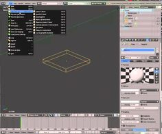 This is the first video tutorial to learn the open source software Blender, it's in italian but I think is possible to understand