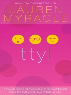 Presenting Episode #56 of the Banned Library Podcast, Ttyl by Lauren Myracle. Hosted by Evan Williamson, who discusses books that have been challenged or banned. http://www.inthestacks.tv/2017/02/banned-library-56-ttyl-by-lauren-myracle