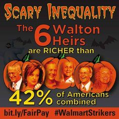 Scary Inequality.