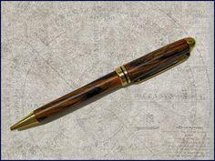 Cocobolo designer pen