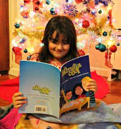 """Nuestra amiga Romina de Mama XXI leyó el cuento junto a su niña y esto es parte de lo que dijo:  """"Ideal para leer en voz alta con los niños y realizar actividades como compartir las reflexiones luego de leer, o dibujar la parte favorita y explicar por qué"""". #LaFamiliaCool #BookLaunch #TheMosValuableTreasure #BookTour #FirstBook #BilingualBook #MulticulturalKids #MulticulturalLatinos"""