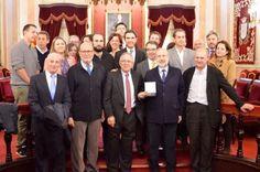 ARPA recibe el Premio Ciudad de Alcalá Patrimonio Mundial 2015 - http://www.dream-alcala.com/arpa-recibe-el-premio-ciudad-de-alcala-patrimonio-mundial-2015/