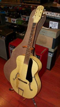 Dating silvertone guitar( )