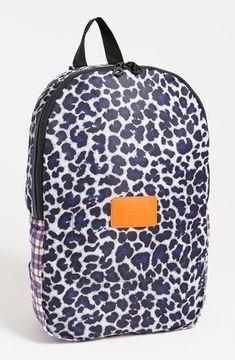 e8d3dd44376 Marc by Marc Jacobs Print Packable Backpack Royal Purple Multi - ShopStyle