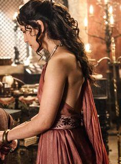 Sibel Kekilli as Shae in Game of Thrones (TV Series, 2013).