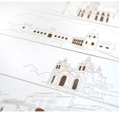 Argentina Bookmarks. Cafayate, Casa de Tucumán and Catedral de Córdoba. www.cielosycalles.com