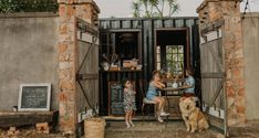 A Secret Café in Tokai Forest That Serves Good Coffee + Delicious Bites Forest Cafe, Light Snacks, Nature Reserve, Best Coffee, Dog Treats, Coffee Shops, Green, Travel, Viajes