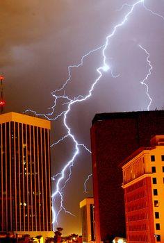 Monsoon season in Tucson | University of Arizona