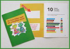 Werkboek Coole Kikker zoekt een vriendelijke vriend
