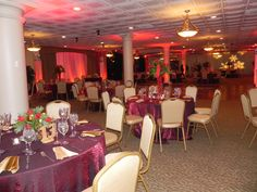 Holidays are special in the Harbour View Sewall's Ballroom!    Woodbridge, VA