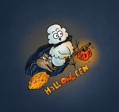 OwlKate Halloween Owl Kate Sova Katechka
