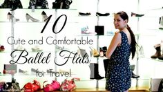Since choosing travel shoes is one of the most difficult aspects of packing, I shopped around and found these 10 most recommended cute and comfortable ballet flats for travel. The best part is, most of them are under $100! Check them out!