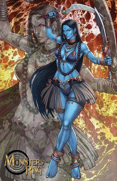 Kali by ArTGutierrez