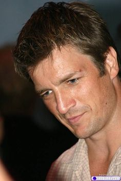 Photo of Nathan Fillion for fans of Nathan Fillion 7266412 Castle Abc, Castle Tv Series, Dear Nathan, Nathan Fillon, Richard Castle, Charming Man, Firefly Serenity, Five Star, Attractive Men
