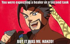 See more 'Overwatch' images on Know Your Meme! Overwatch Fan Comics, Overwatch Hanzo, Overwatch Memes, Overwatch Fan Art, Overwatch Community, Hanzo Shimada, Overwatch Wallpapers, Cartoon Games, Bad Memes
