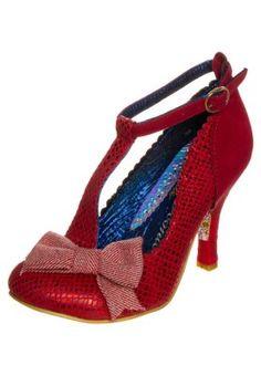 BLOXY - Escarpins - rouge triple squee!!!!