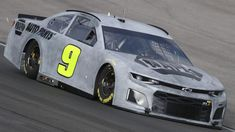 """Chase Elliott puts the 2018 Camaro on track for the first time. Chase Elliott comments after the first test of the brand new NASCAR Camaro. Elliott stated, """"Behind the wheel it's really hard to tell what changes are when you are out there by yourself. Nascar Heat, Nascar Race Cars, New Camaro Zl1, Chevrolet Camaro, Chase Elliott Nascar, Monster Energy Nascar, Monster Jam, Goodyear Tires, Classic Car Insurance"""