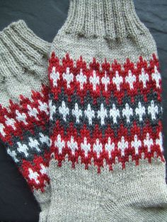 Norweger Socken 2 by ducatista29, via Flickr