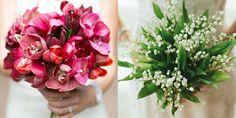 20 Single Bloom Wedding Bouquets We Love  - HarpersBAZAAR.com