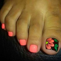 The Fundamentals of Toe Nail Designs Revealed Nail art is a revolution in the area of home services. Nail art is a fundamental portion of a manicure regimen. If you're using any form of nail art on your nails, you… Continue Reading → Pretty Toe Nails, Cute Toe Nails, Hot Nails, Fancy Nails, Pretty Toes, Cute Toes, Toe Nail Color, Toe Nail Art, Nail Colors