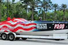 Thunder on the Gulf - power boat races in Orange Beach!