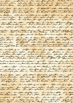 """Transparentpapier """"Handschrift"""" Bullet Journal Cover Ideas, Organization Bullet Journal, Bullet Journal Art, Old Paper Background, Scrapbook Background, Collage Background, Papel Vintage, Decoupage Vintage, Vintage Paper"""