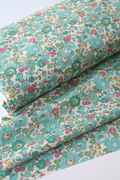 Liberty Tana Lawn Betsy D Fabric  1 Yard by startstitching1045, $35.00