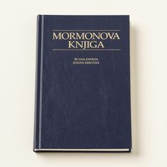The Book of Mormon - SLOVENIAN.       Want to know more? Go to mormon.org