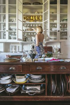 The Butler's Pantry - TownandCountrymag.com Land's End, Newport, RI