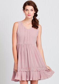 Vintage Inspired Bridesmaid Dresses & Cute Wedding Guest Dresses - Light Pink, Color Light Pink | Ruche