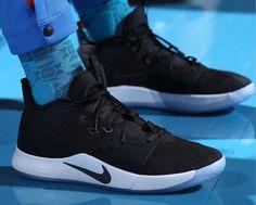 fba369f0e882 Nike PG3 Black + White Paul George Release Info