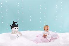 El Sr. Richard, el muñeco de Nieve de #babybites_