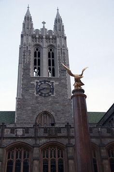 ‏@Boston College Alumni: Happy Birthday, Gasson Hall! #WeAreBC #Gasson pic.twitter.com/AEaNwCffv8