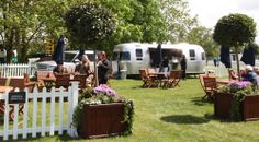 We built a bespoke Airstream catering unit to feature as the centrepiece of Land Rover's new loyalty VIP area at the Royal Windsor Horse Show. Commissioned by Event Business, we designed the interior with a combination of stainless steel and laminate counters, as well as being fitted with ovens, a gas griddle and flame grill, fryer, chip scuttle and bain marie. #LandRover #Exhibition #Airstream