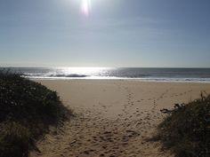 Praia dos Recifes Vila Velha ES Brazil  Sunrise today