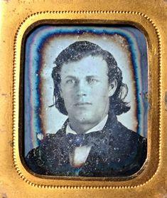 1/16 Plate Daguerreotype