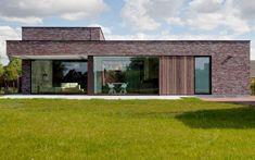 Modern Architecture, My House, Building A House, Garage Doors, Exterior, Landscape, Outdoor Decor, Design, Home Decor