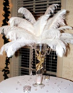 Mindy R's Birthday / Sweet 16 Great Gatsby - Photo Gallery at Catch My Party Great Gatsby Motto, Great Gatsby Theme, Great Gatsby Wedding, Sweet 16 Masquerade, Masquerade Theme, Great Gatsby Party Decorations, Party Themes, Party Ideas, Wedding Decorations