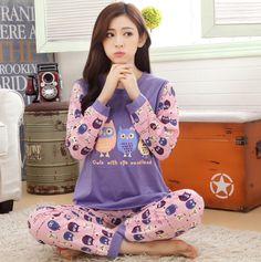 KOREAN pajamas!