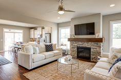Jagoe Homes, Inc. Project: Creekside Meadows. Floor Plan: Walnut Craftsman. Elevation: C2, Evansville, IN. Lot 168.