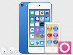 El nuevo iPod ya está aquí