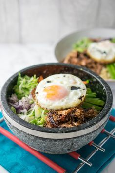 Teriyaki Duck Donburi just like Wagamama makes