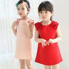2016新款童裝女童連衣裙夏裝兒童公主裙韓版純棉寶寶裙子背心短裙