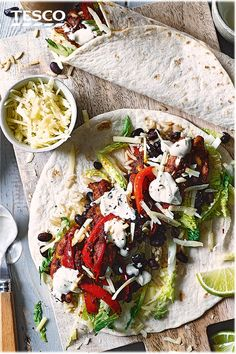 The 131 best homemade takeaway recipes tesco images on pinterest craving a takeaway try this quick chicken burrito fakeaway for two the solutioingenieria Choice Image