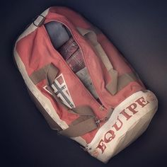 Plan a weekend getaway, pack up the Equator duffle and go.